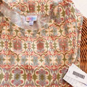 Lularoe Julia dress NWT